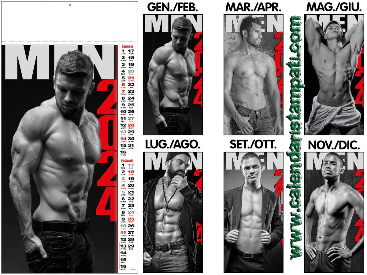 Calendario Uomo 2020.Calendario Uomini Sexy